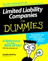 Limited Liability Companies for Dummies book