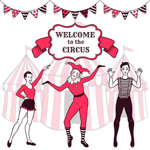 This Place is a Circus! How to Survive in a Fast-Paced Work Environment