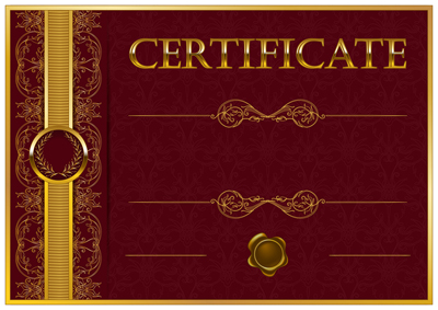 What is a Certificate of Good Standing?