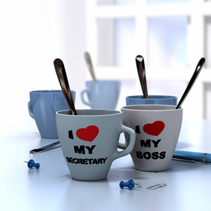 Workplace Romance - Kiss Your Job Goodbye?