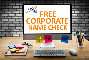 Free Corporate Name Check