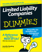 Limited Liability Companies (LLCs) for Dummies™ by Jennifer Reuting